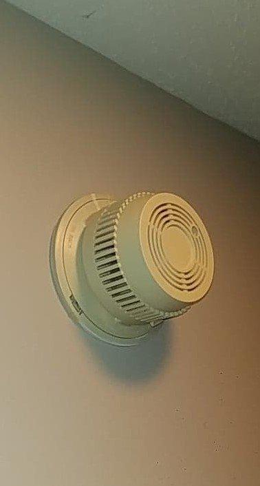 An Ancient Smoke Alarm